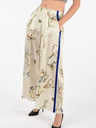 Forte_Forte Silk Printed Flared Pant size 1