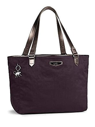 Kipling Bolsa Kipling Lots Of Bag Roxa