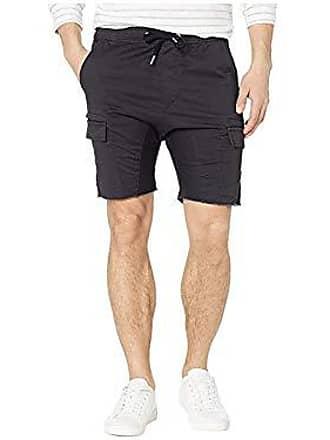 Zanerobe Mens Sureshot Lite Cargo Short, Vintage Black, 32.0