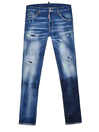 Dsquared2 Blue regular jeans