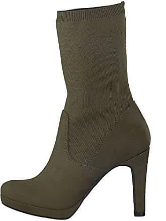 7b40307da7fc13 Tamaris 1-25089-31 Schuhe Damen Stiefeletten High Heel Ankle Boots