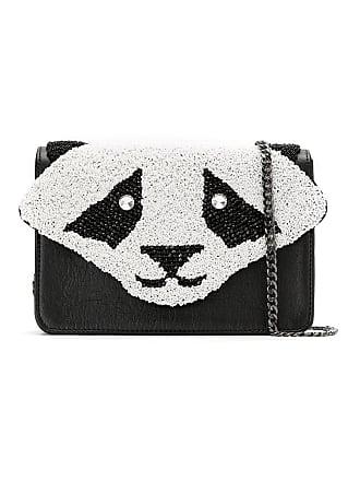 Isla Bolsa mini Panda - Preto