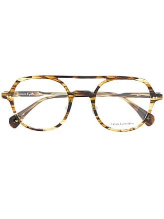 Kaleos Armação para óculos Weil - Marrom