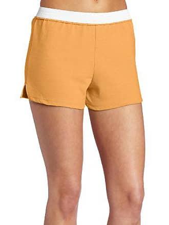 Soffe Juniors Athletic Short, Tenn Orange, Medium