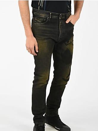 Diesel BLACK GOLD 17cm Printed TYPE-2880 Jeans Größe 32