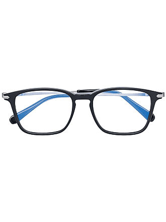 Brioni Armação de óculos quadrado - Preto