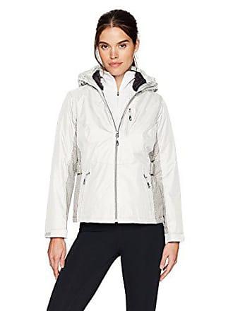 ZeroXposur Womens Aliyah Insulated Jacket, White, X-Large