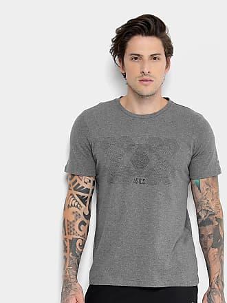 b4d7307283f49 Asics Camiseta Asics Power Graphic SS Masculina - Masculino