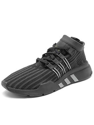 adidas Originals Tênis adidas Originals Eqt support mid adv pk Cinza