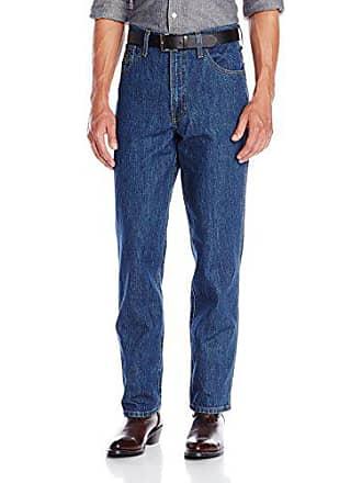 Cinch Mens Big and Tall Green Label Slim Fit Jean, Dark Stonewash 34W x 40L