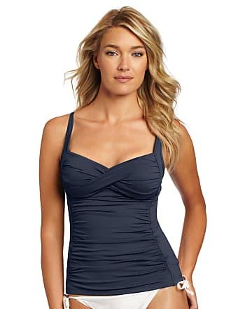 0719252e6591f ... Tankini Top 20. Delivery: £3.49. Seafolly Womens Seafolly Twist Halter  Singlet Full Cup Tankinis, Blue (Indigo), 8