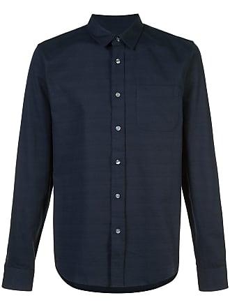 Odin Camisa mangas longas - Azul
