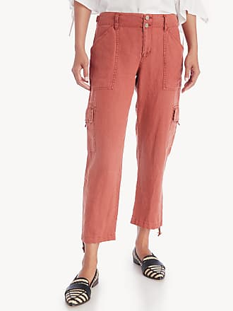 7a4b65207957 Sanctuary Womens Terrain Crop Pants Terra Cotta Size 26 From Sole Society