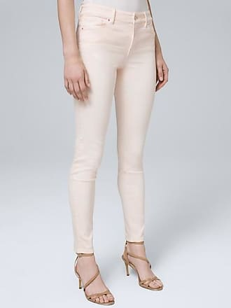 White House Black Market Womens Mid-Rise Skinny Ankle Jeans by White House Black Market, Whisper, Size 00 - Regular