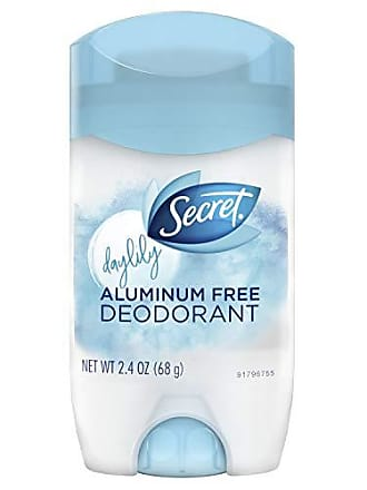 Secret Aluminum Free Deodorant Daylily, 12 Count