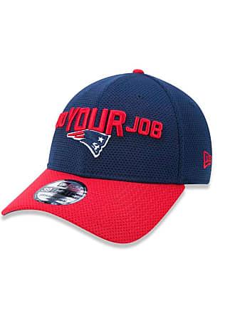 New Era Boné 3930 New England Patriots New Era Aba Curva New Era - Masculino 8450e5cacb7