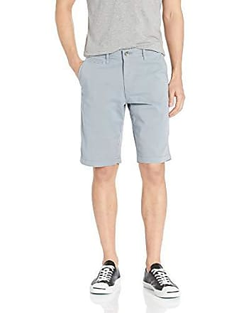 William Rast Mens Ken Fashion Chino Short, Stone Grey, 38