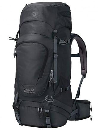 5048ef1751d90f Jack Wolfskin Highland Trail XT 45 Trekkingrucksack für Damen | schwarz