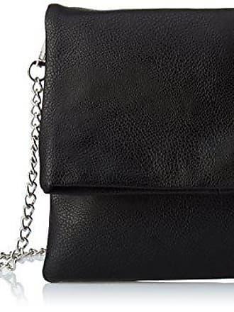 B x H T Marron Sacs bandouli/ère femme 8x30x21 cm Pieces Pcbethany Leather Large Cross Body Picante
