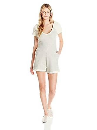 Only Hearts Womens French Terry Playsuit, Grey L