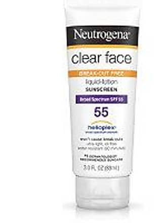 Neutrogena Clear Face Liquid-Lotion Sunblock SPF 55