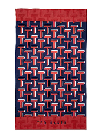 Ted Baker Ted T Beach Towel - Red