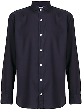 Eleventy Camisa reta - Azul