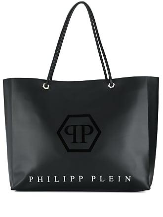 Philipp Plein Bolsa tote Statement - Preto