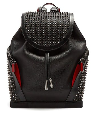 ce7ddd7b696d Christian Louboutin Explorafunk Spike Embellished Backpack - Mens - Black  Multi