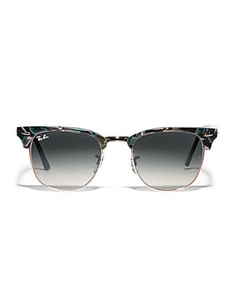 Ray-Ban Clubmaster green sunglasses