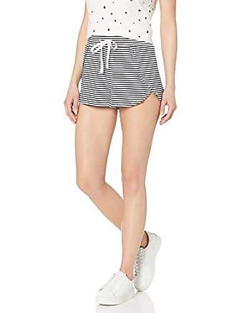 41a1c85371 BB Dakota Juniors line & Dine Stripe Overlap Short, Optic White, Small