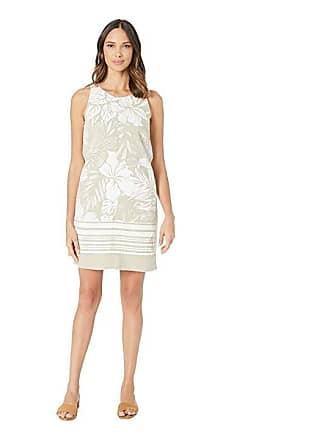 c17299081fc Tommy Bahama Mahana Shift Dress (Natural Linen) Womens Dress