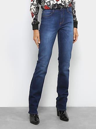 1f44df3b26 Forum Calça Jeans Slim Forum Marisa Estonada Escura Cintura Alta Feminina -  Feminino