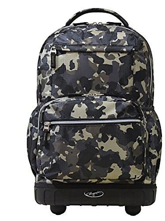 Olympia Melody 19 Rolling Backpack, CAMOUFLAGE, One Size