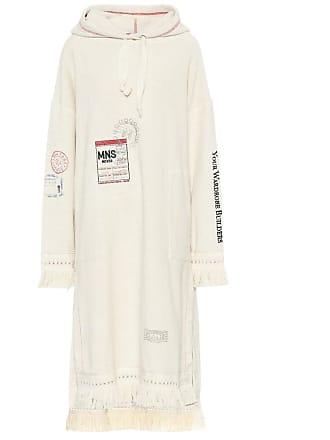 Monse Cotton hoodie dress