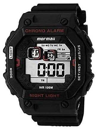 Mormaii Relógio Mormaii Masculino MONF006A/8R
