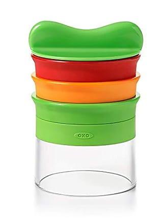 Oxo 11194200 Good Grips 3-Blade Hand-Held Spiralizer, Green, Red, Orange