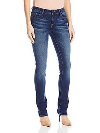DL1961 Womens Mara Ankle Straight Jeans, Titan, 32