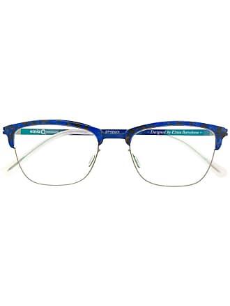 Etnia Barcelona Modena square-frame glasses - Azul