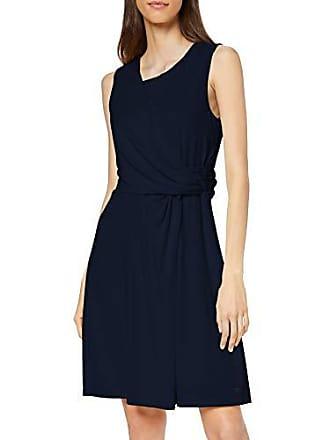 c0e71d1501db40 Tommy Hilfiger Damen Barbara Flare Dress Kleid Blau (Midnight 403) X-Large (
