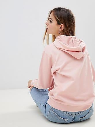 136bc0a0bbda22 Asos Petite ASOS DESIGN Petite ultimate hoodie in pink - Pink