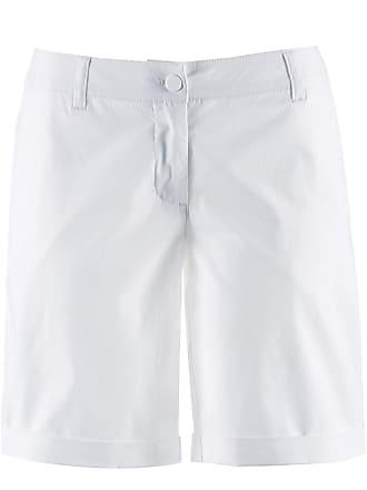 Bonprix Bermuda elasticizzati (Bianco) - bpc bonprix collection 54bfa1c8e73