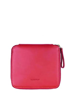 Sandqvist Ika Limited Edition Wallet   Cherry Red