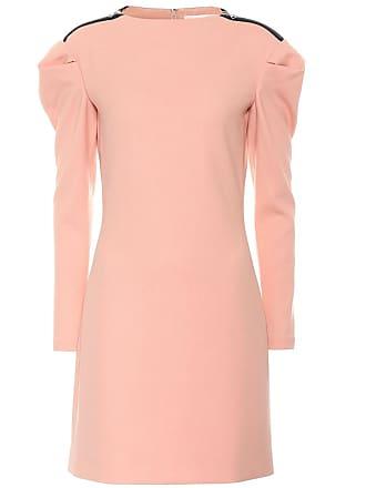 Victoria Beckham Stretch-wool minidress