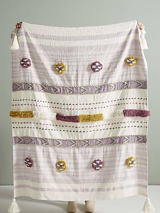 Anthropologie Kamryn Throw Blanket