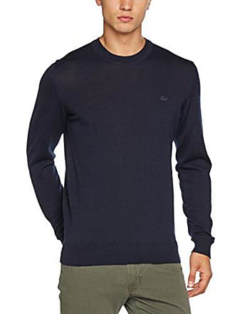 d776bc40a4 Lacoste AH2997 Pull, Bleu (Marine), X-Large (Taille Fabricant :