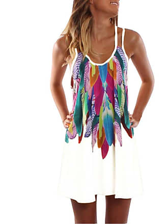 37732cef2cdaa Beach Dresses (Casual) − Now: 3058 Items up to −78% | Stylight