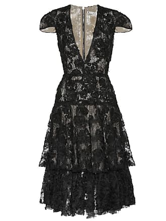 Maticevski Concert lace dress