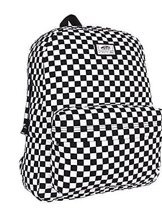 2a4c0377598 Vans Old Skool II Backpack (Black/White Check) Backpack Bags