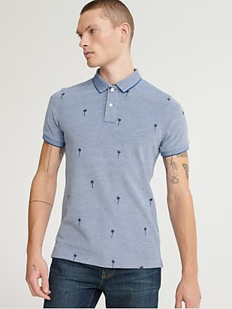 Superdry Classic Embroidered Pique Polo Shirt